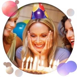 Услуги ведущего - дни рождения